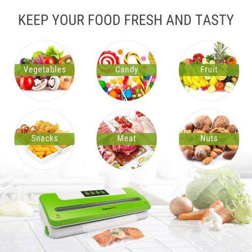 food vcuum machine for multi-food