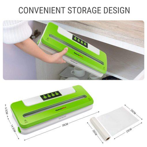 food vcuum machine Storage Design