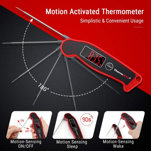 ThermoPro Motion Activated Thermometer Usuage