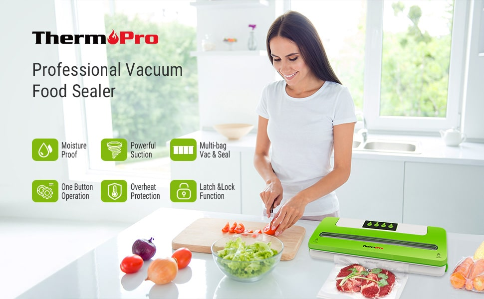 Thermopro professional vacuum food sealer