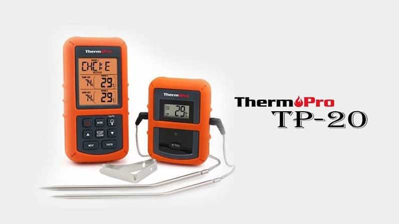 ThermoPro Wireless Food Thermometer
