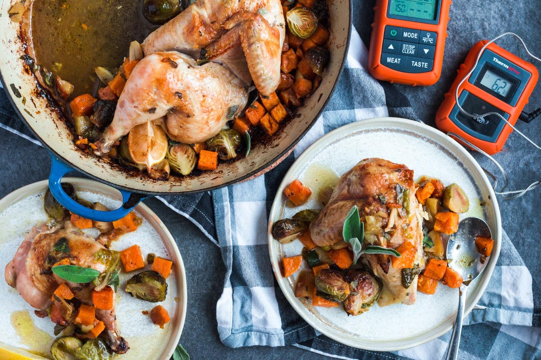 ThermoPro Recipe Autumn Chicken Large