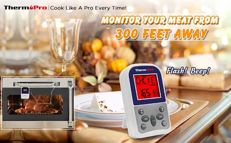 ThermoPro cooking thermometer