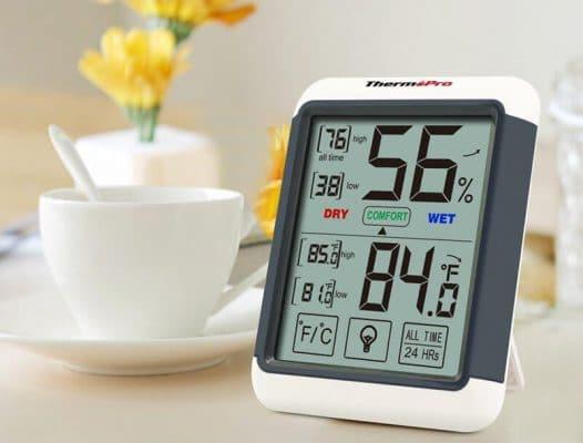 thermopro humidity monitor