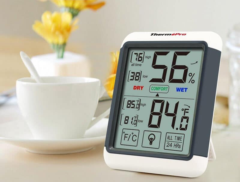 thermopro humidity monitor