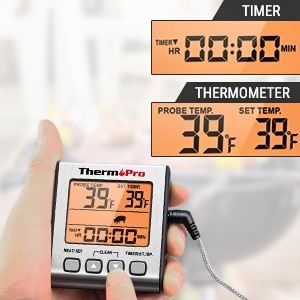 ThermoPro TP 16S Display