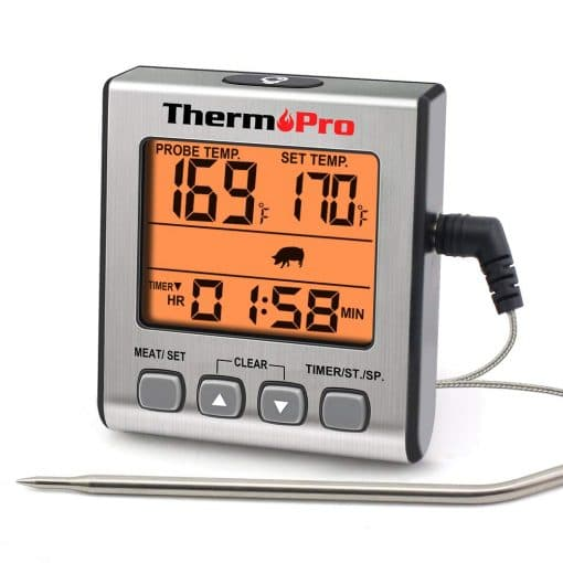 ThermoPro TP-16S Digital Meat Thermometer