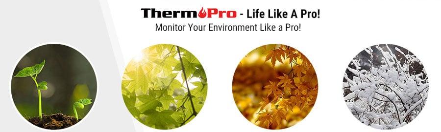 ThermoPro TX-4 Waterproof Outdoor Sensor Banner