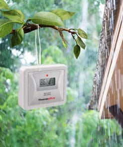 ThermoPro TX-5 Universal Rainproof Transmitter Monitor Features 1