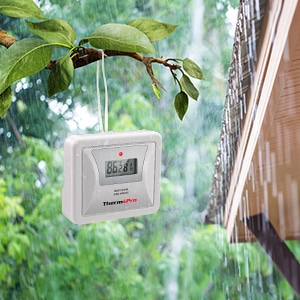 ThermoPro TX-5 Universal Rainproof Transmitter Monitor Features 1