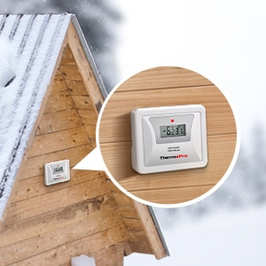 ThermoPro TX-5 Universal Rainproof Transmitter Monitor Features 2