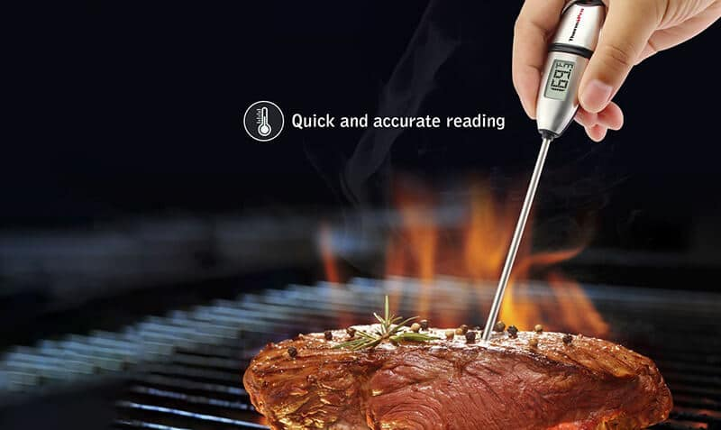 ThermoPro Instant Read meat thermometer