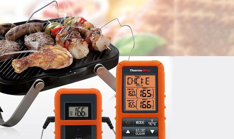 thermopro meat thermometer probes