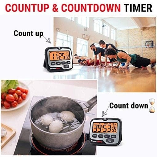 ThermoPro TM01 Countup &Countdown Timer