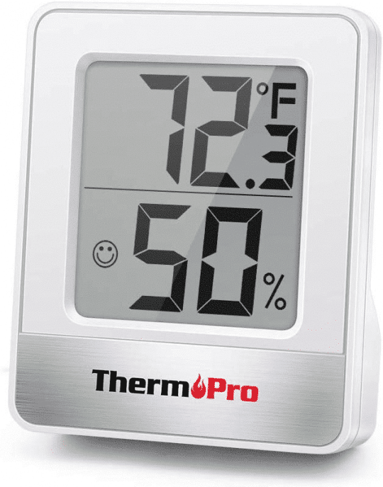 ThermoPro TP49 Digital Indoor Hygrometer Thermometer Humidity