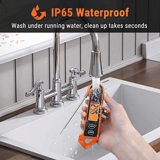 IP65 Waterproof Thermometer ThermoPro TP19H