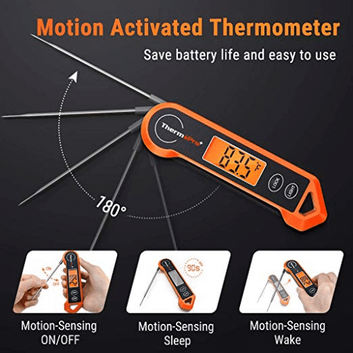 ThermoPro TP19H Motion Activated Thermometer