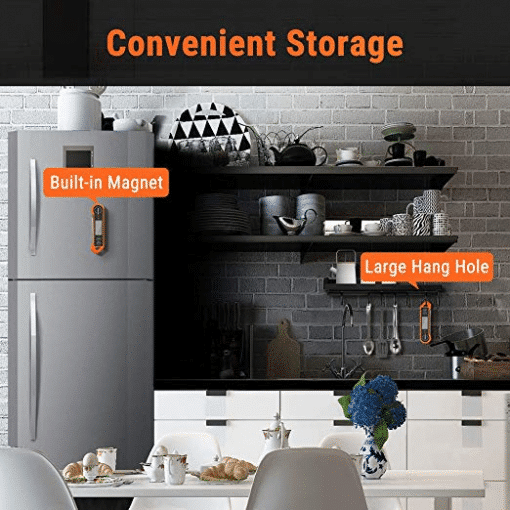 Convenient Storage Thermometer TP19H