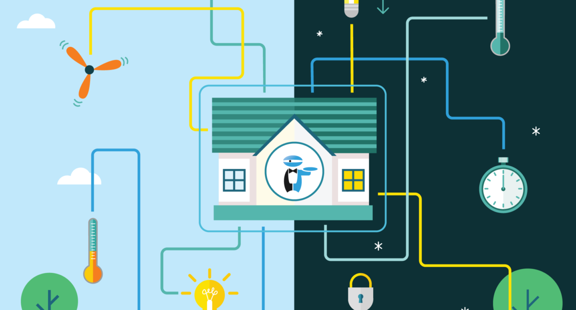 How To Improve And Monitor Energy Efficiency In Your Home
