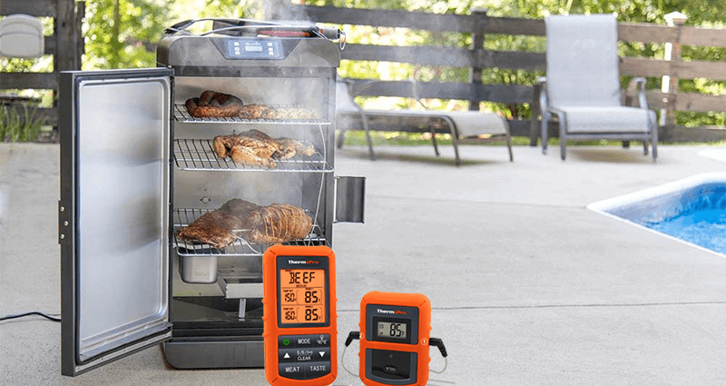 ThermoPro Thermometer for electric smoker food