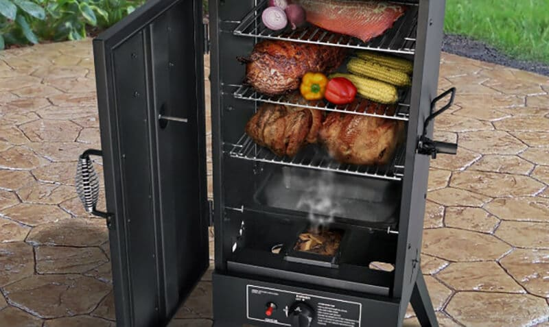 Use Wood Chunks In an Electric or Gas Smoker
