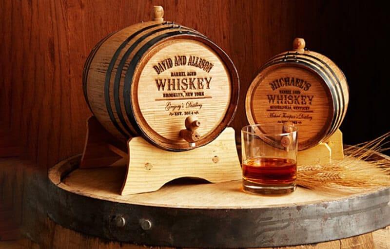 Whisky Storing