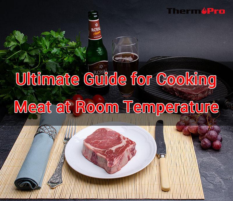 meat room temperature