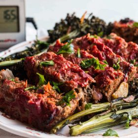 ThermoPro Recipe Meatloaf