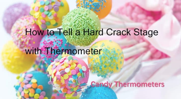Hard crack stage candy