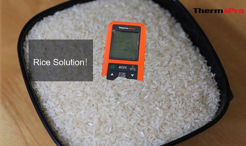 Rice Solution