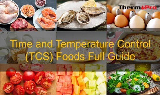 TCS Food Time &Temp Control