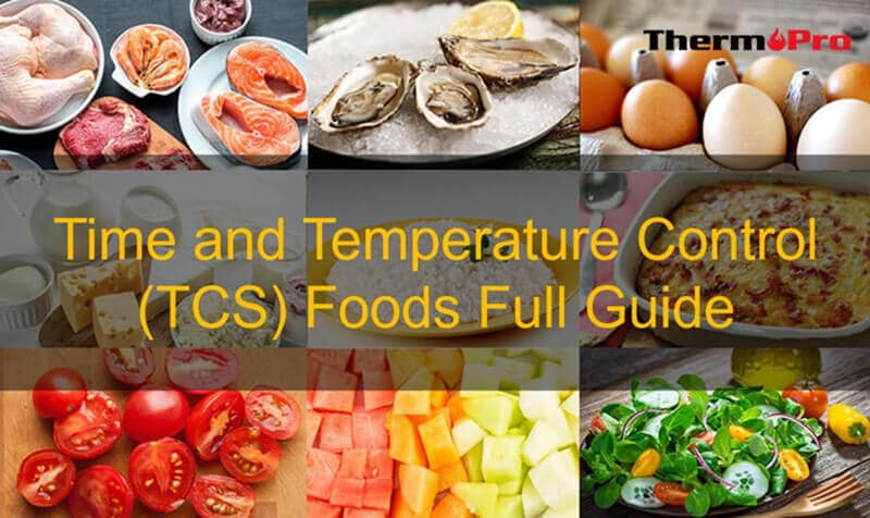 TCS Food Time &Temp Control