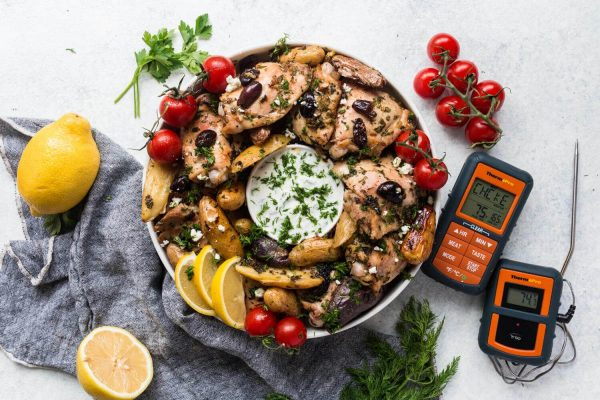 ThermoPro Recipe Greek Chicken