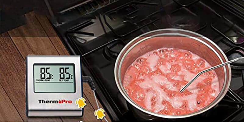 ThermoPro Thermometer for Candy Cooking 1