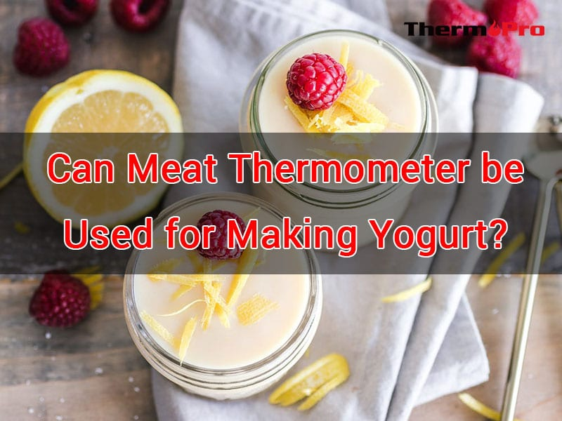 meat thermometer for yogurt