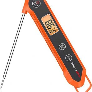 ThermoPro Digital Instant Read Meat Thermometer TP03H Gallery