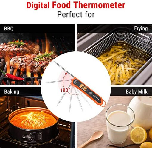 ThermoPro Digital Instant Read Meat Thermometer TP03H Gallery 6