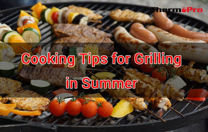 grill tips in summer