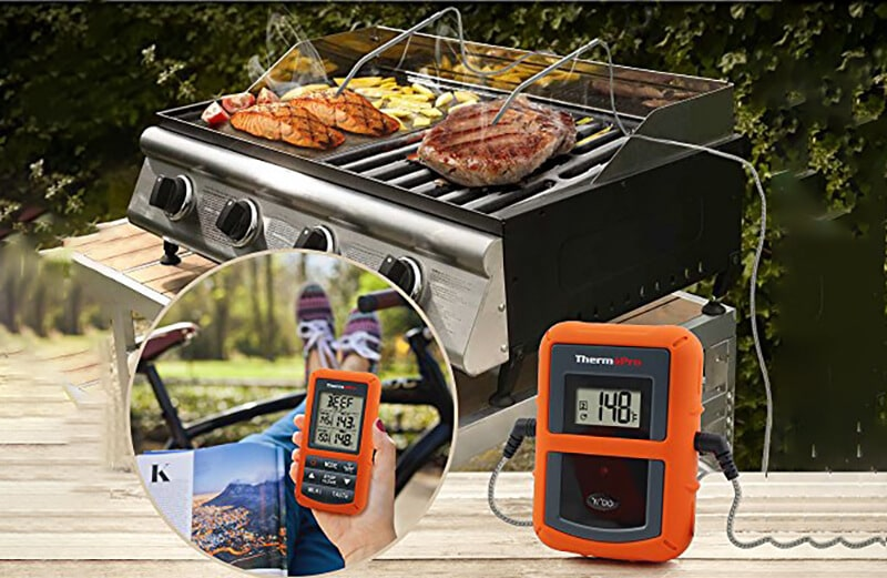 Meat Thermometer for Pork Chops