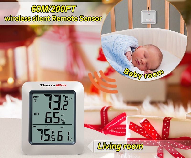 ThermoPro indoor thermometer & hygrometer