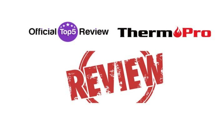 ThermoPro TP-08S Meat Thermometer Review from Officialtop5review