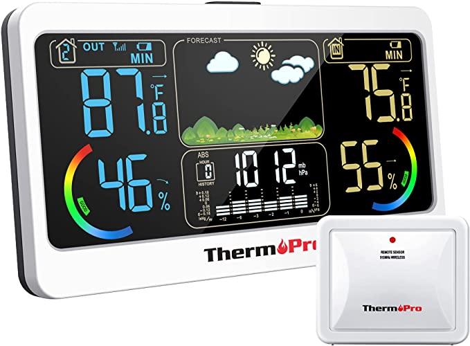 ThermoPro TP68B Wireless Weather Station