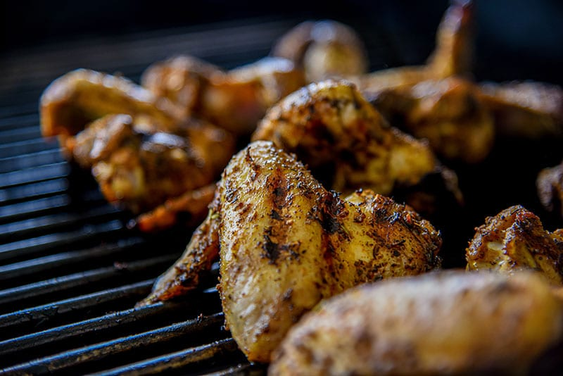 how to grill spatchcock chicken