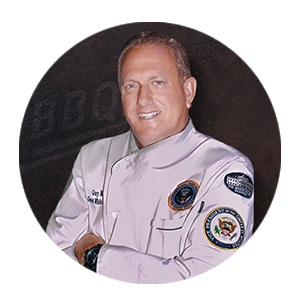 Executive Chef Guy Mitchell