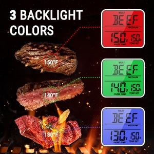 Smart Backlight & Alarm