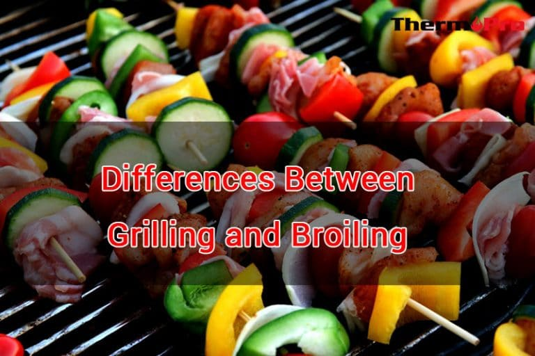 grilling vs broiling