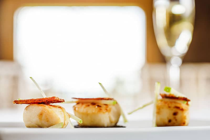 how to cook scallops on grill