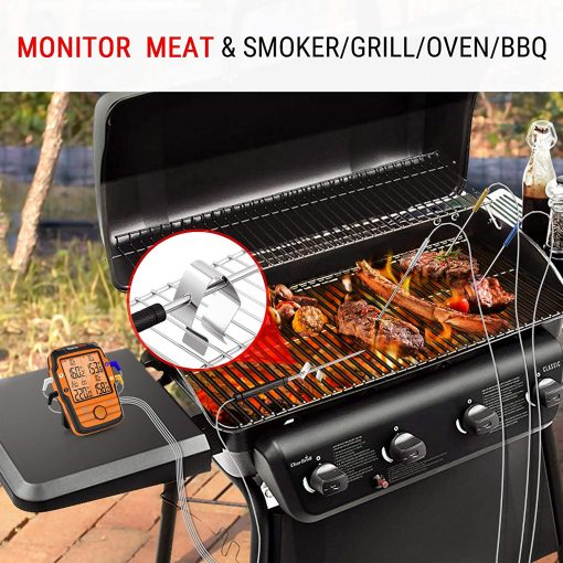 ThermoPro's thermometers for grilling