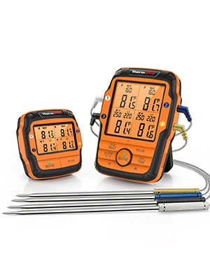 ThermoPro TP27 Long Range Wireless Meat Smoker Thermometer