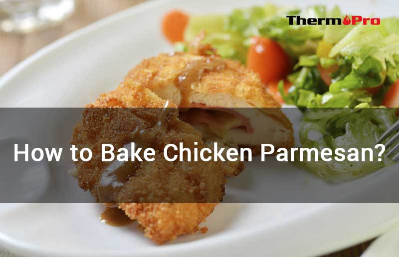 how to bake chicken parmesan